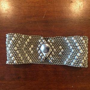 Handmade 925 Sterling Silver Cuff Bracelet